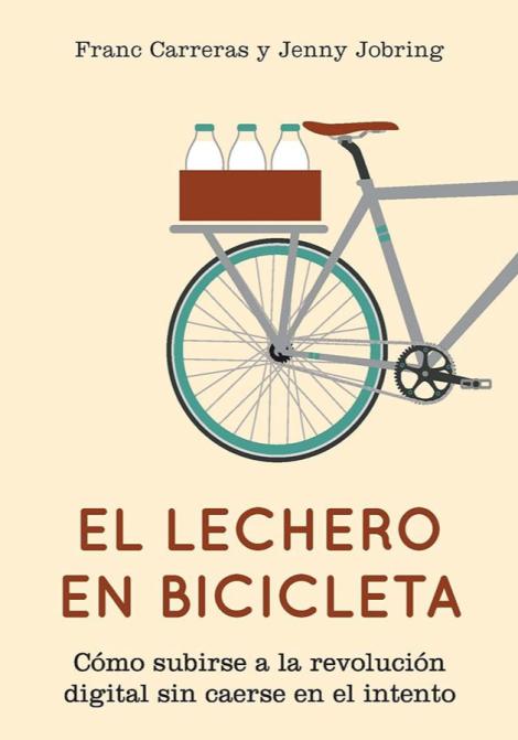 Libro/eBook - El lechero en bicicleta