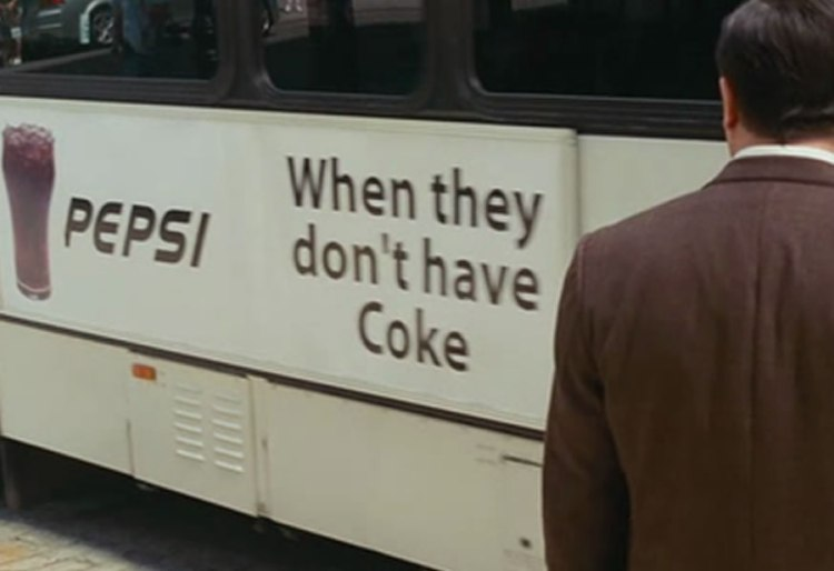 The Invention of Lying – Pepsi Bus Ad